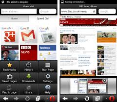 Free Download Opera browser for Android