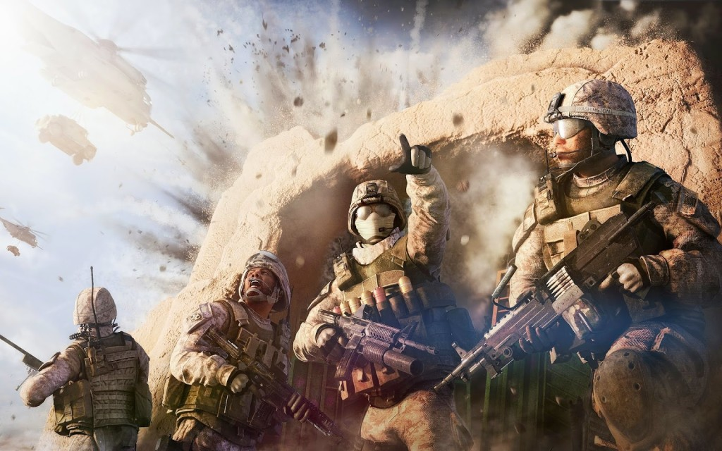 Download Free Operation Flashpoint Red River Game For Pc