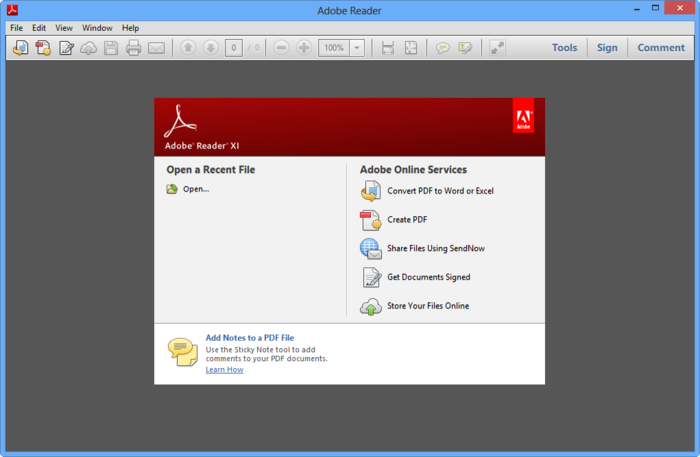 Download Free Adobe Reader For PC