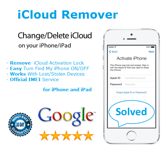 iCloud Activation Lock Bypass Official Solution