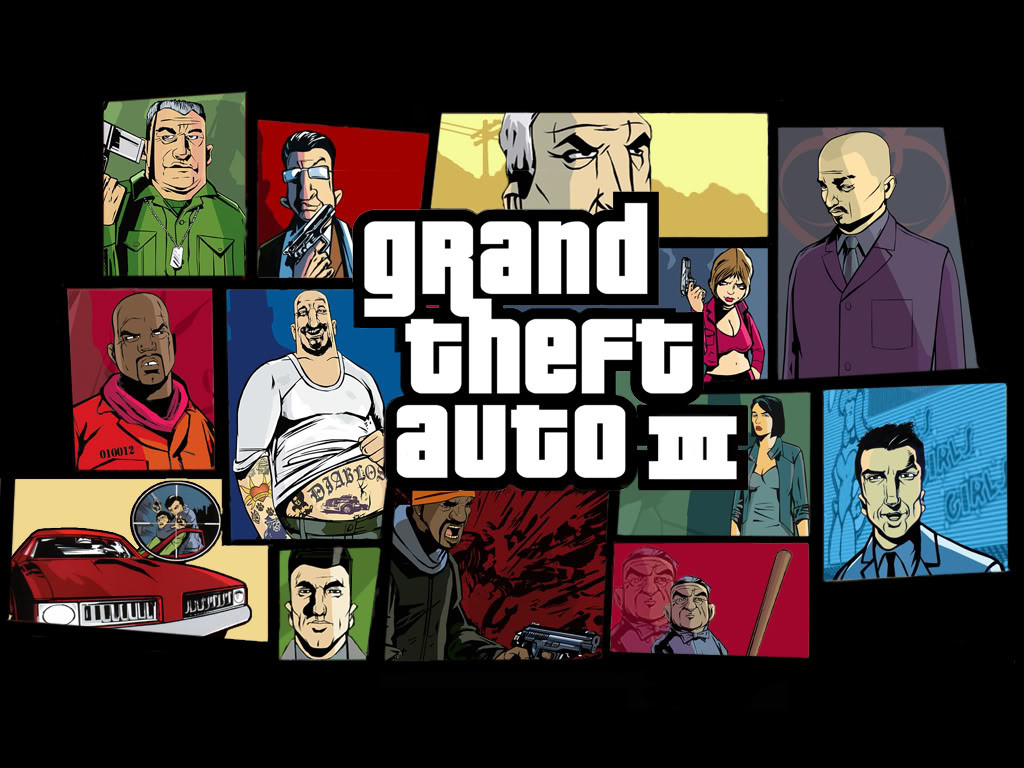 Download Free GTA 3 Full Version PC Game