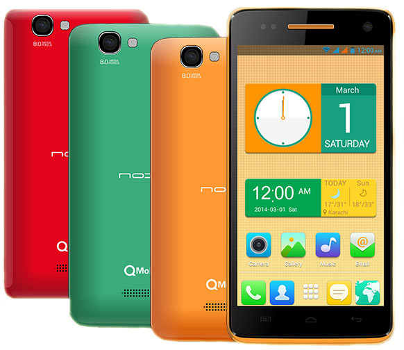 QMobile Noir I9 Scatter Flash File Download
