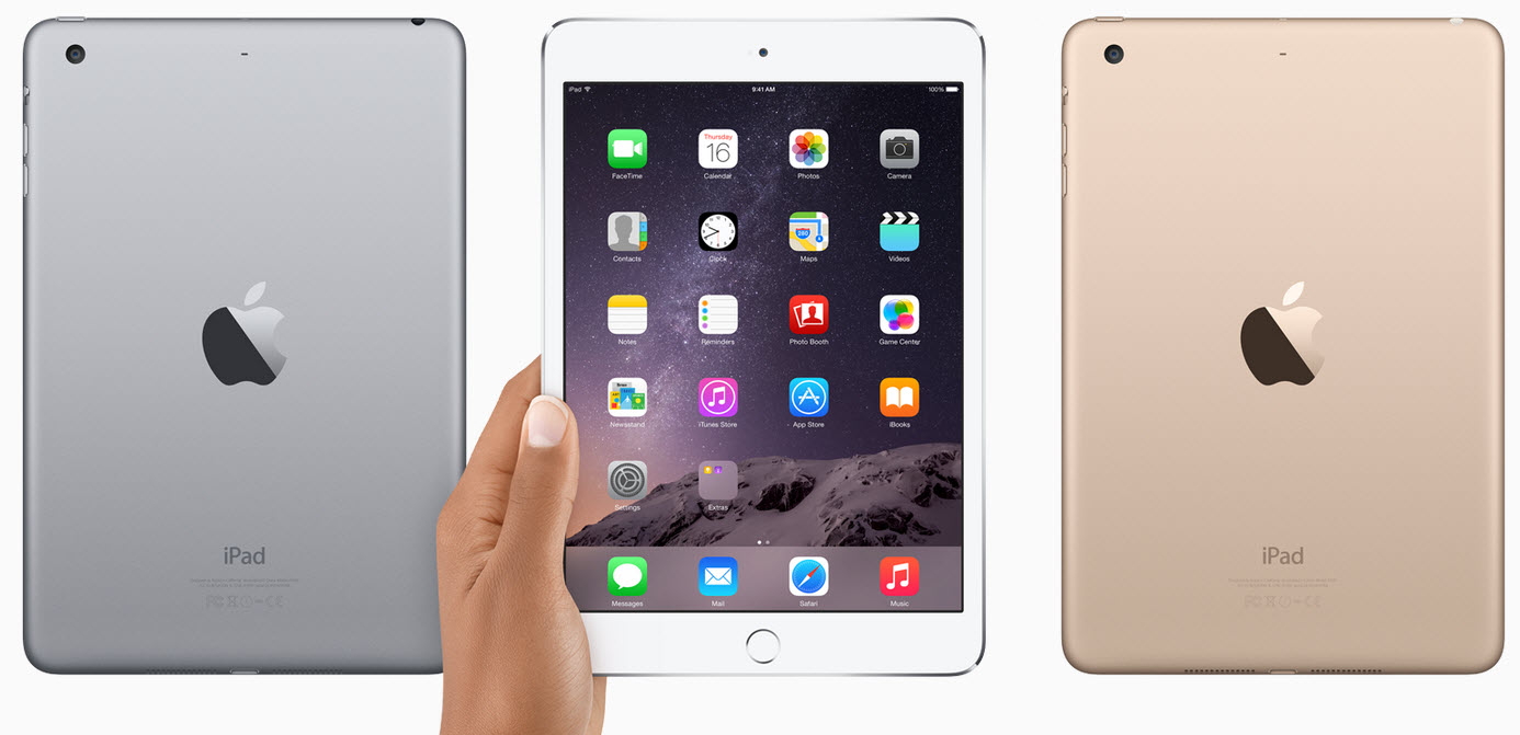 Download Apple iPad Mini 3 Frimware Ipsw IOS 8.4.1