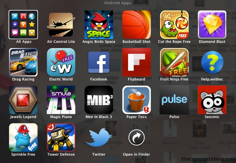Download Free Android App Collection Pack Full