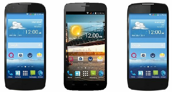 QMobile LINQ X70 Offical Flash File Download
