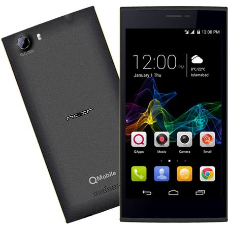 QMobile X8 Plus Flash File Frimware Download