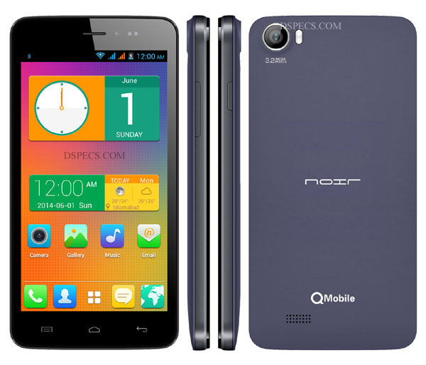 Qmobile A120 V2 Flash File Firmware Download