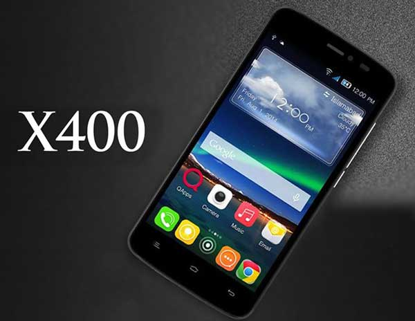 Q Mobile X400 Flash File Firmware Download