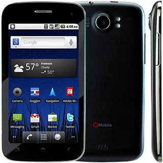 QMobile A10 v2 Flash File Firmware Download