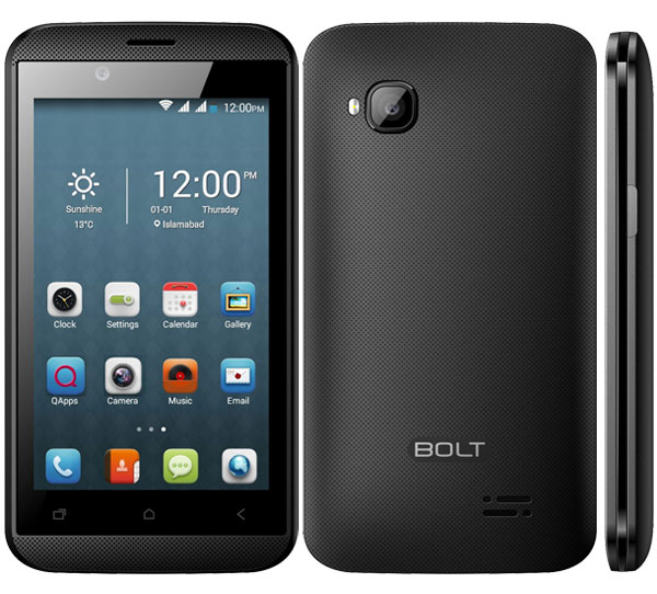 QMobile Bolt T50 Flash File Firmware Download