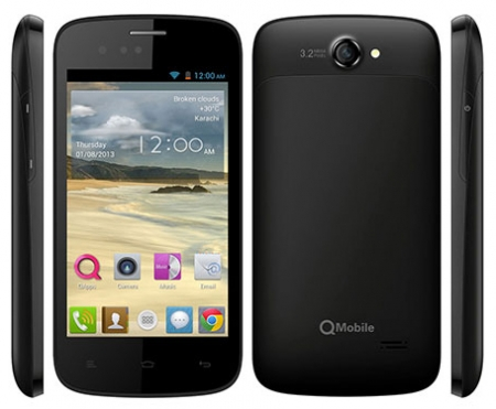 Qmobile A55 Flash File Firmware Download