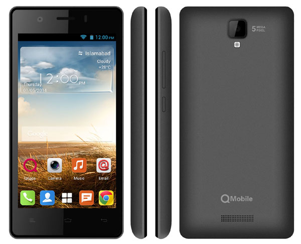 Qmobile Noir i6 Flash File firmware Download
