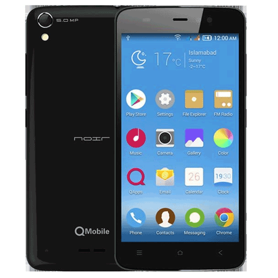 Qmobile X450 Flash File Firmware Download