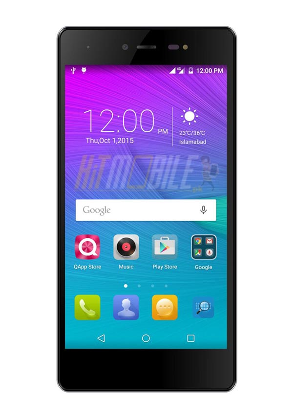 Qmobile Z10 Flash File Firmware 5.1 lollipop Download