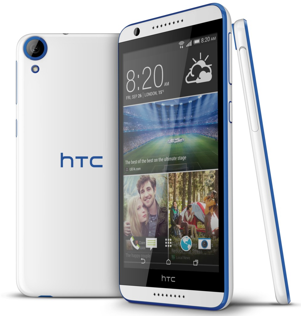 HTC Desire 820US Flash File Firmware Download