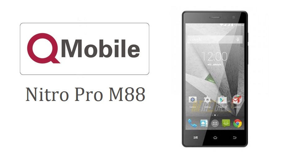 QMobile M88 SP7731GEA Flash File Firmware Download