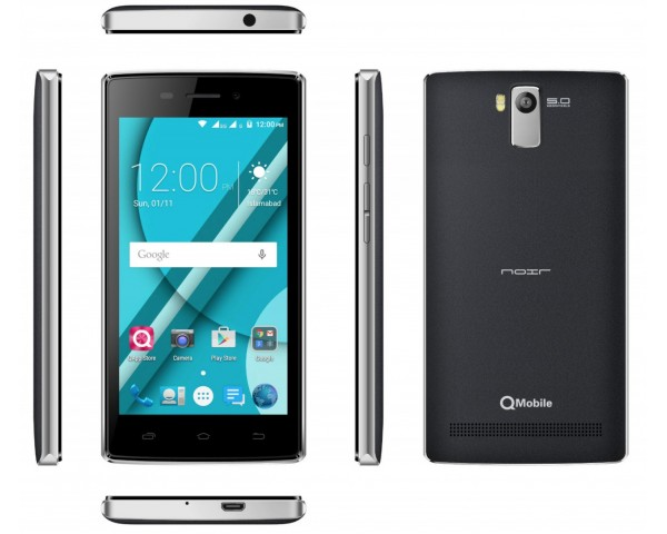 QMobile Noir W7 Flash File Download
