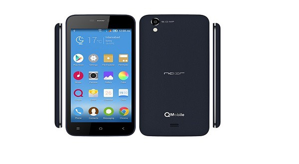 QMOBILE M350 Flash File Download
