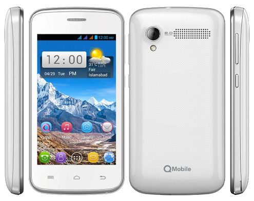 QMobile A63 Flash File Download