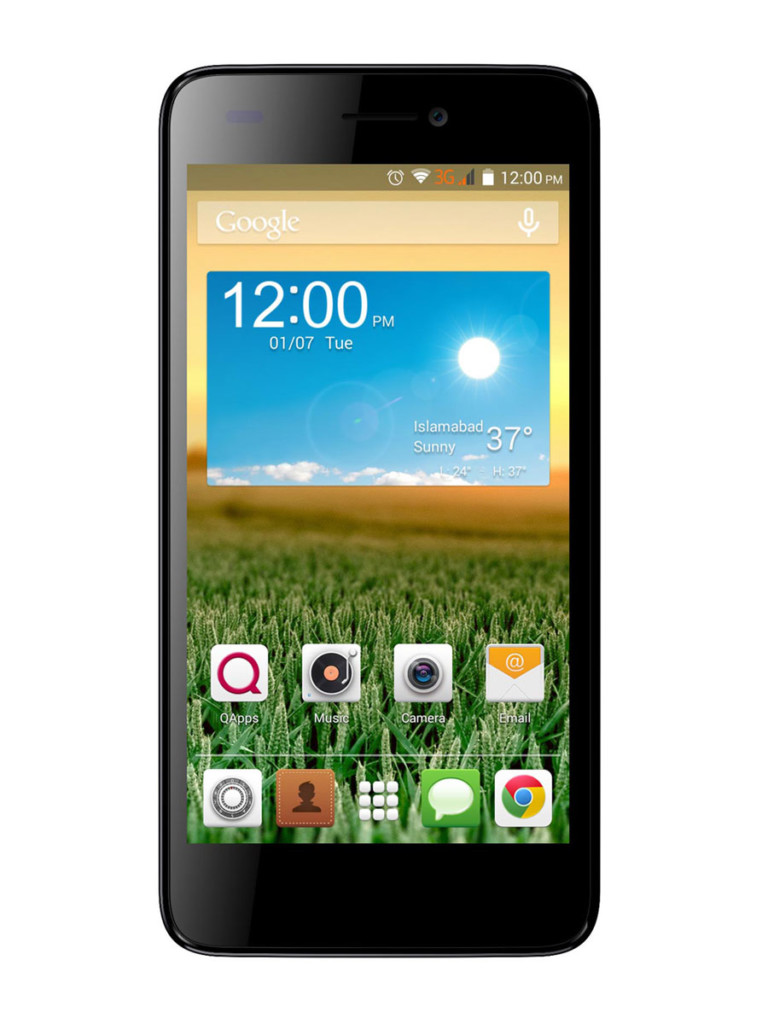Qmobile X800 Flash File Download