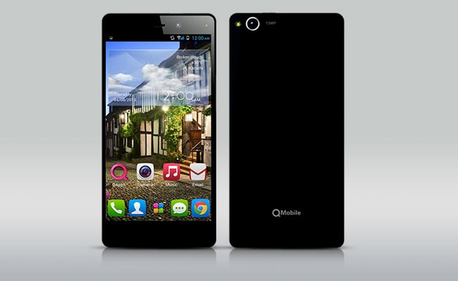 QMobile Z4 Flash File Firmware Download