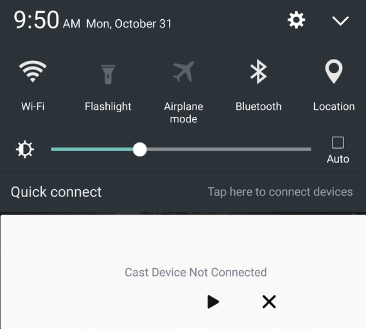 "How to Fix ""Cast Device Not Connected"" Notification on Android"