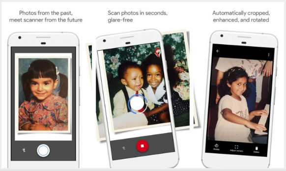 Download PhotoScan Apk by Google Photos | Photo Scanner App for Mobile