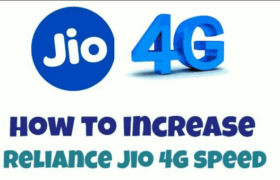 How to Increase Jio Speed After 4GB Daily Limit