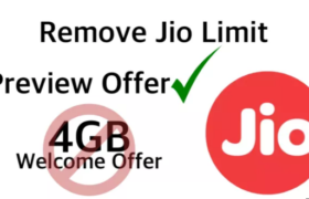 Reliance Jio 4GB limit Bypass Hack Get 4G Speed After 4GB Data