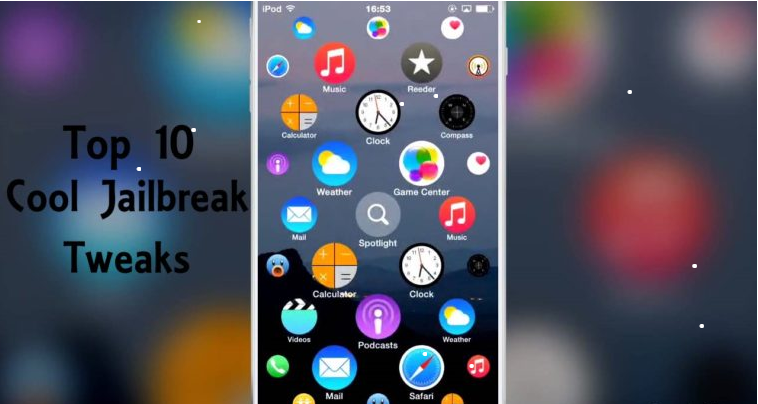 Top 10 Cool Jailbreak Tweaks