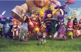 Clash of Clans 8.552.24 Unlimited Mod Hack APK