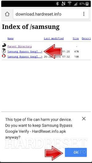 Bypass Google Protection Without OTG Cable