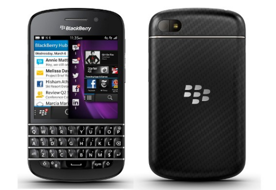 Download Blackberry Latest Official Firmware OS