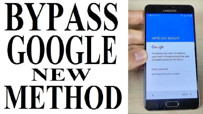 Samsung Smartphone Bypass Google Account FRP Using an On-The-Go (OTG) Cable
