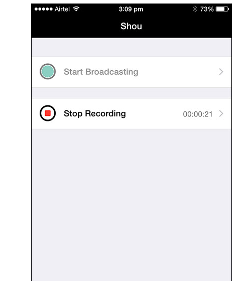 iPhone Screen Recorder App Free No Jailbreak Need