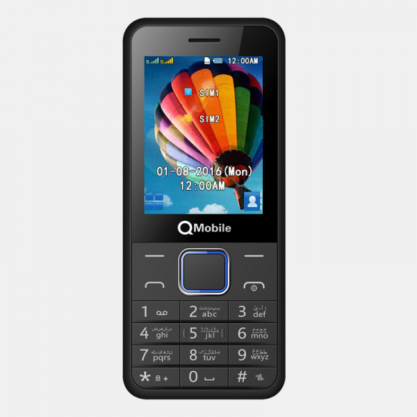 QMobile D1 Flash File