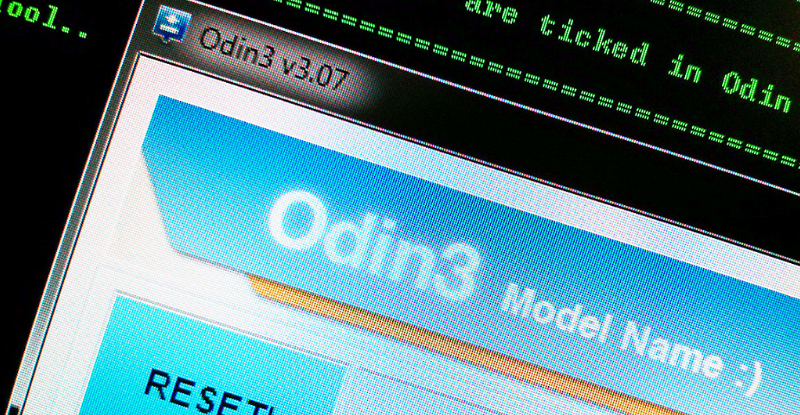 How to use Odin to Flash Samsung Firmware Update