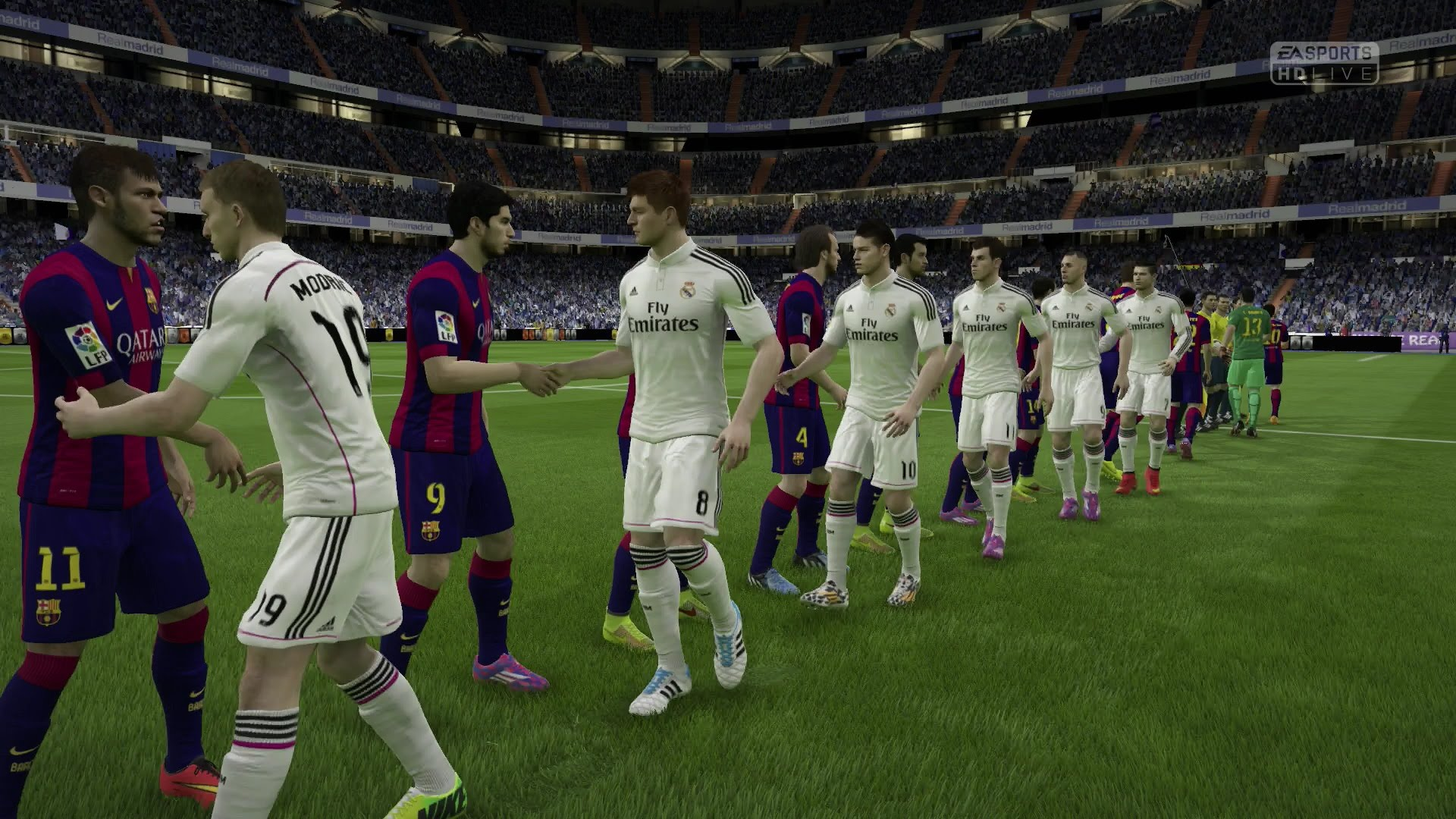 FIFA 15 Sports Game