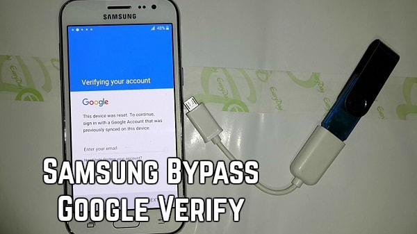 Samsung By pass Google verify