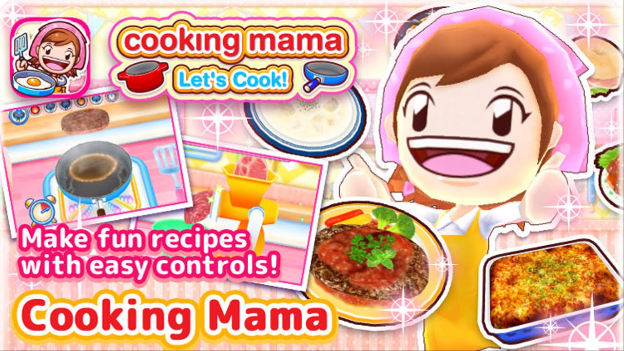 Cooking Mama: Let's cook! Apk Download Latest Version
