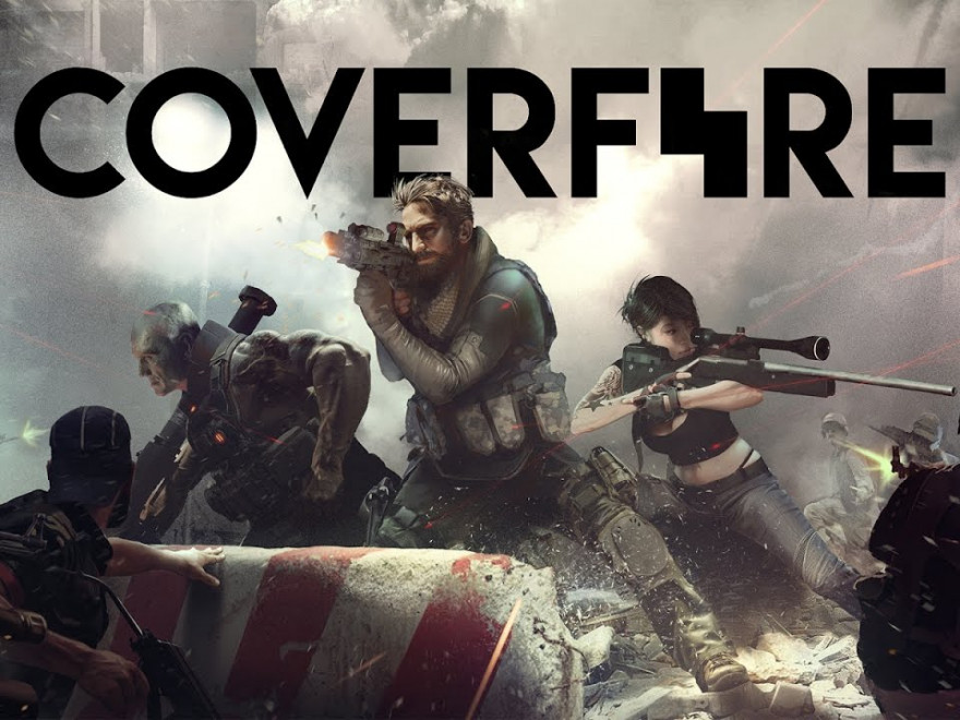 Cover Fire: Shooting Games Apk Download Latest Version