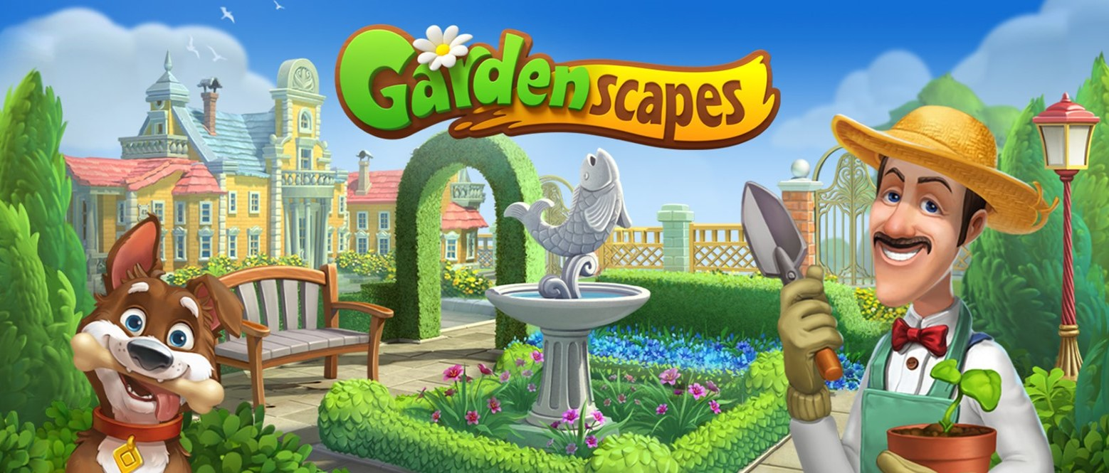 Gardenscapes 5.2.0 - Download for Android APK Free