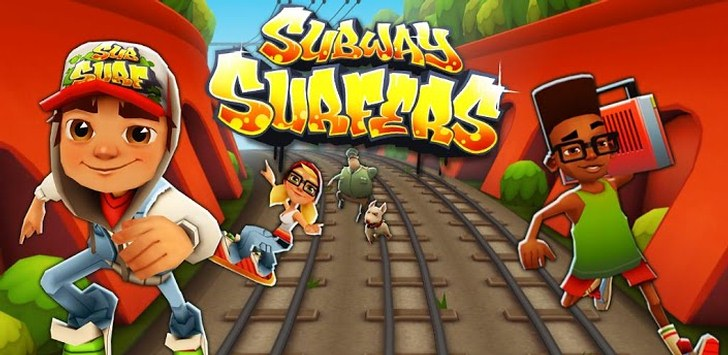 Free Download Subway Surfers For Android
