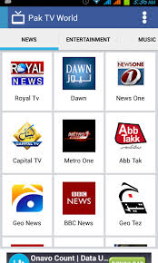 Download Pak TV World APK