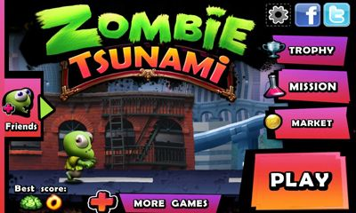 Download Free Zombie Tsunami For Android