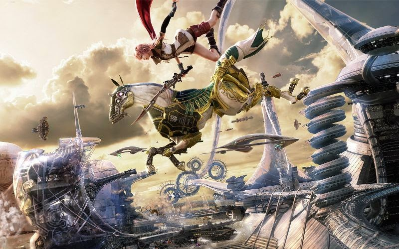 Download Free Final Fantasy XIII Full Game For PC