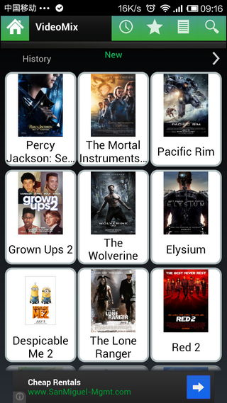 Download Free Full Movies Online Videomix Android App