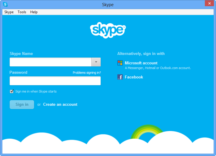 Download Free Skype For PC