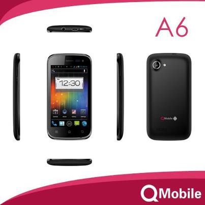 Q Mobile A6 Flash File Download