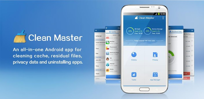 Download Free Clean Master Boost Applock For Android